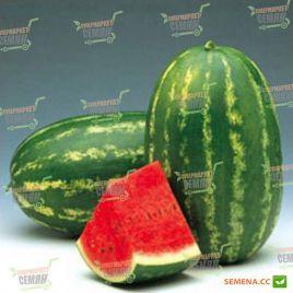 Фарао F1 семена арбуза тип Кримсон Свит 65-70 дней 15-18 кг (Syngenta)