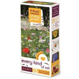 Для всех видов грунтов на 30 кв. м семена цветочной смеси (Nova Flore)