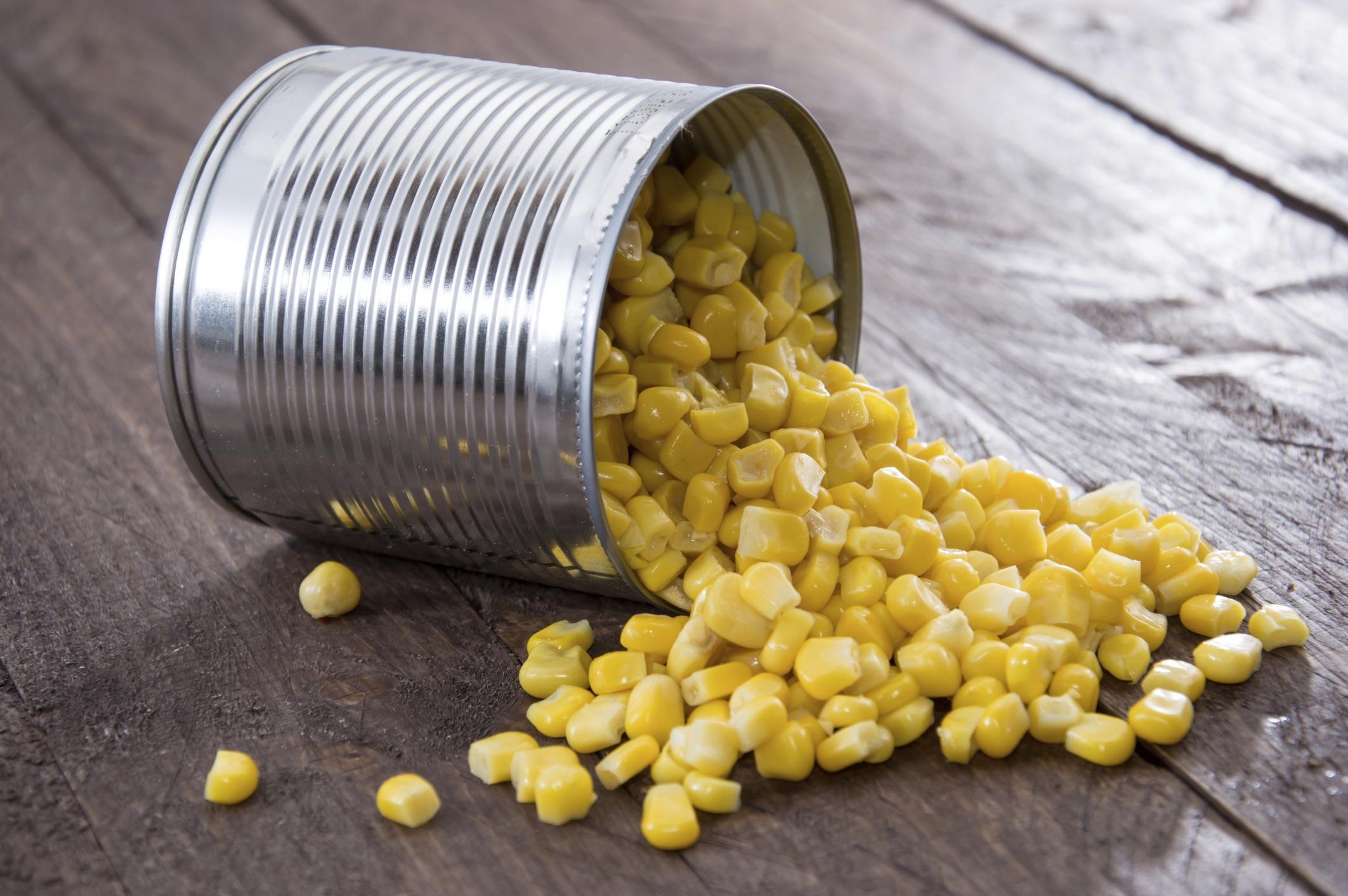Консервированная кукуруза в домашних условиях