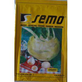 Гигант семена капусты кольраби поздней (Semo)