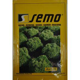 Златава семена салата тип Лолло Бионда (Semo)
