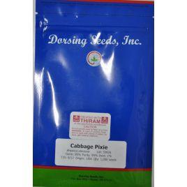 Пикси F1 семена капусты б/к ультраранней 40-48 дн. 0,8-1 кг (Dorsing Seeds)
