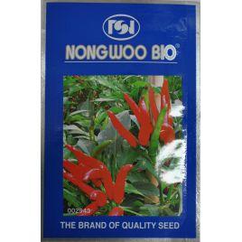 Хай Флай F1 семена перца горького 7 гр. 7 см зел./красн. (NongWoo Bio)