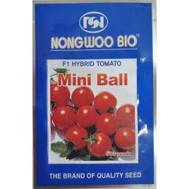 Мини Бол F1 семена томата индет. черри 20 гр. (NongWoo Bio)