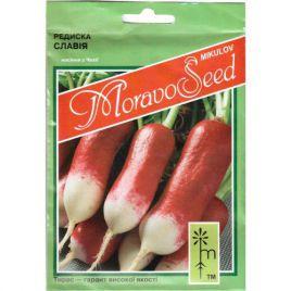 Славия семена редиса раннего 32-35 дн с БК цилиндр. (Moravoseed)
