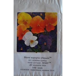 Виола корнута Пенни F1 смесь семена (Syngenta)