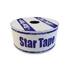 Капельная лента d-8мм через 10 см, вылев 750 (Star Tape)