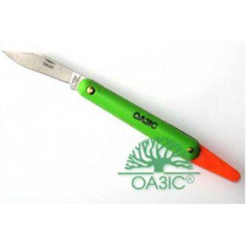 Нож для прививки раскладной 001АС-1