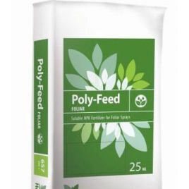 Полифид (Polyfeed Foliar) 4-15-37+3Mg+ME водорастворимые удобрения (Haifa/Хайфа Кемікал)