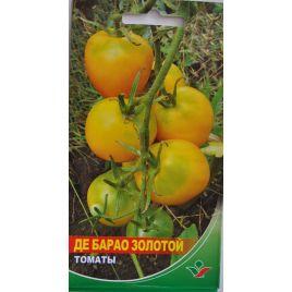 Де барао золотой семена томата индет. среднего слив. 60-70 гр. желт. (Элитный ряд)