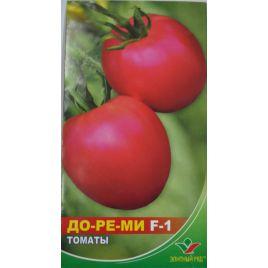 До-ре-ми F1 семена томата индет. раннего 95-105 дн. сердц. с носиком 170-250 гр. роз. (Элитный ряд)