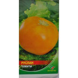 Руслан семена томата дет. среднего 105-110 дн. окр. 250-300 гр. оранж. (Элитный ряд)