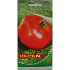 Верность F1 семена томата дет. раннего 100-103 дн. окр. 200 гр. (Элитный Ряд)