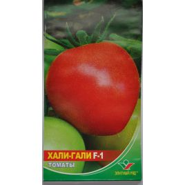 Хали-Гали F1 семена томата дет. с носиком раннего 102-107 дн. окр. 150-250 гр. (Элитный ряд)