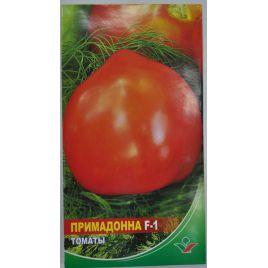Примадонна F1 семена томата дет. с носиком раннего 90-95 дн. окр. 120-130 гр. (Элитный ряд)