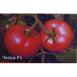 Челси F1 семена томата полудет. раннего 98-102 дн. окр. 200 гр. роз. (Элитный ряд)