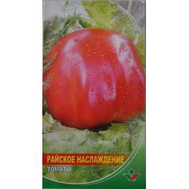 Райское наслаждение семена томата индет. позднего 122-128 дн. окр.-припл. 400-500гр (Элитный ряд)