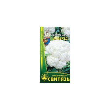 Сновхед семена капусты цветной (Свитязь)