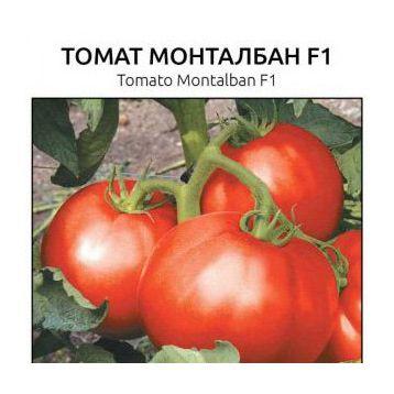 Монталбан F1 семена томата индет. (United Genetics)