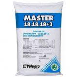 Мастер (Master) 18-18-18-3 удобрение (Valagro)