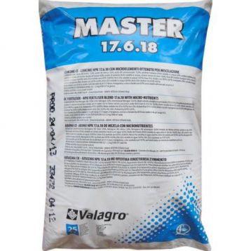 Мастер (Master) 17-6-18 удобрение (Valagro)
