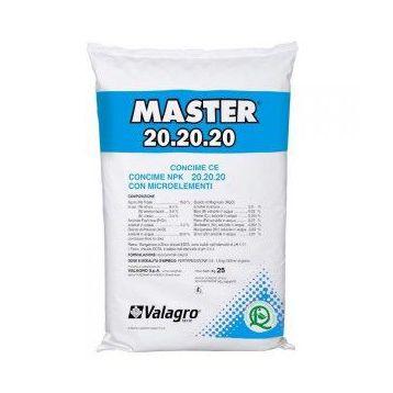 Мастер (Master) 20-20-20 удобрение (Valagro)