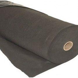 Агроволокно черное (плотность 50г/м2) 1,6х100 метров (ДСГ)