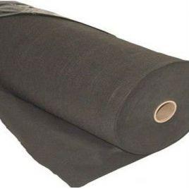 Агроволокно черное (плотность 50г/м2) 1,6х100 м. (ДСГ)