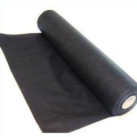 Агроволокно черное (плотность 50г/м2) 3,2х100 м. (ДСГ)
