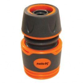 Коннектор мягкий 5809Е для шланга диаметром 1/2 б/с (Presto-PS)