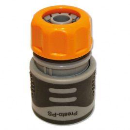 Коннектор 4111Т для шланга диаметром 1/2 б/ст. люкс (Presto-PS)