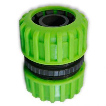 Соединение для шланга 5818G зеленый диаметром 3/4 (Presto-PS)
