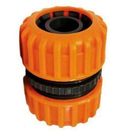 Соединение для шланга 5818 оранжевый диаметром 3/4 (Presto-PS) НЕТ ТОВАРА