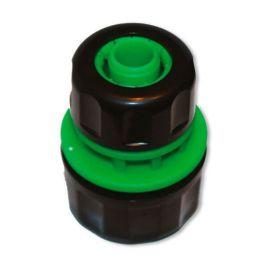 Соединение для шланга 4040 диаметром 1/2 и 3/4 (Presto-PS) НЕТ ТОВАРА