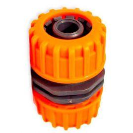 Соединение для шланга 5808 оранжевый диаметром 1/2 (Presto-PS) НЕТ ТОВАРА