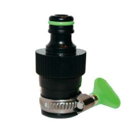 Мультиконнектор 4010 для трубы без резьбы диаметром от 12 до 18 мм (Presto-PS) НЕТ ТОВАРА