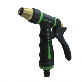 Пистолет для полива 7205 металлический на 4 режимов (Presto-PS)