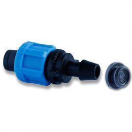 Стартер с резинкой для капельной ленты (Presto-PS)