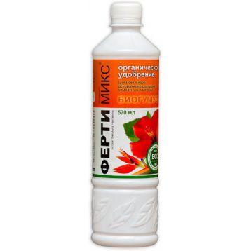 Фертимикс Биогумус для цветущих органическое удобрение (Гилея)