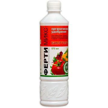 Фертимикс Биогумус универсальное для овощей органическое удобрение (Гилея)