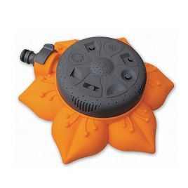 Вертушка 8111 оранжевая на 8 режимов полива