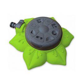 Вертушка 8111G зеленая на 8 режимов полива