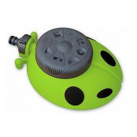 Вертушка 8112G зеленая на 8 режимов полива