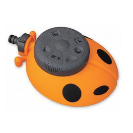 Вертушка 8112 оранжевая на 8 режимов полива