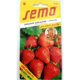 Деликат F1 семена клубники (Semo)
