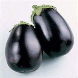 Беллеса Нера семена баклажана тип Клоринда среднего 120-130 дн. 550 гр. 12-15 см (Hortus)