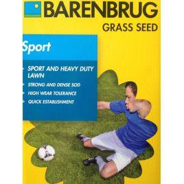 Спорт семена газонной травы (Barenbrug)