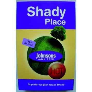 Теневая Johnsons Hot семена газонной травы (DLF Trifolium)