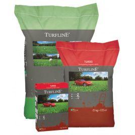 Тубро (TURBO) семена газонной травы для быстрого создания и восстановления газона на солнечных город