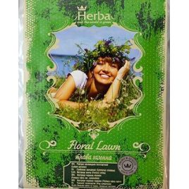 Цветочная поляна (Floral Lawn) семена газонной травы (HERBA) НЕТ СЕМЯН